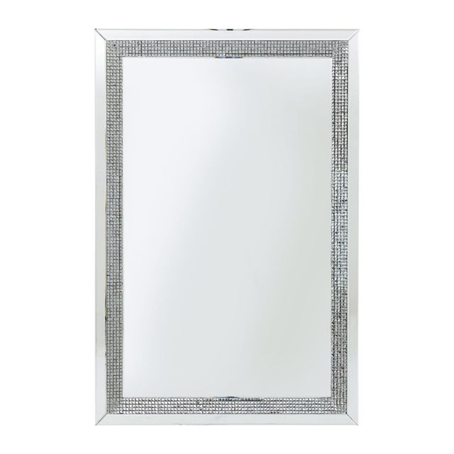 Karedesign Miroir Frame Diamonds 120x80cm Kare Design