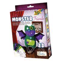 Kit de 8 mini monstres en feutrine