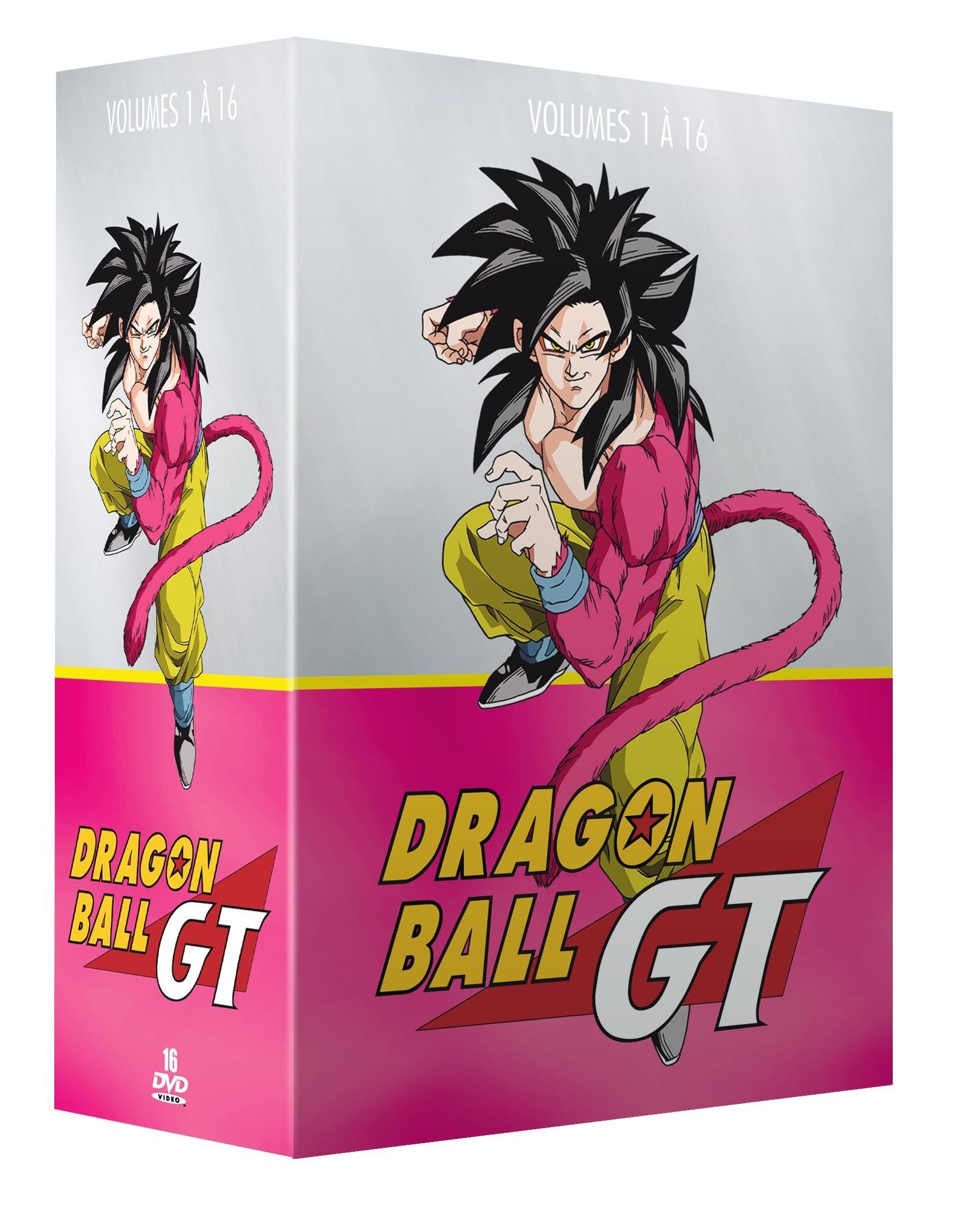 Dragon Ball GT intégrale