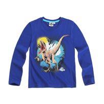 Jurassic World - Garcon Tee-shirt manches longues