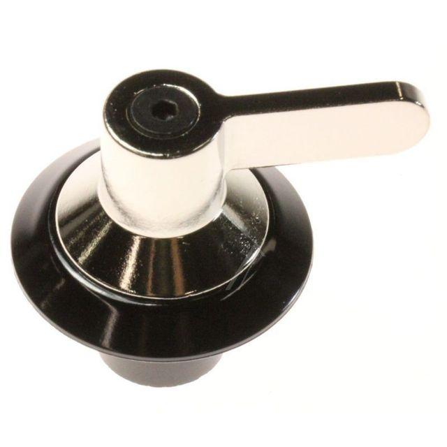 Smeg Bouton gaz retro chromé pour cuisiniere