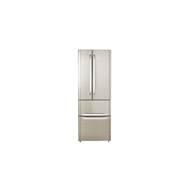 HOTPOINT Réfrigérateur deux portes - E4D AA X C - Inox