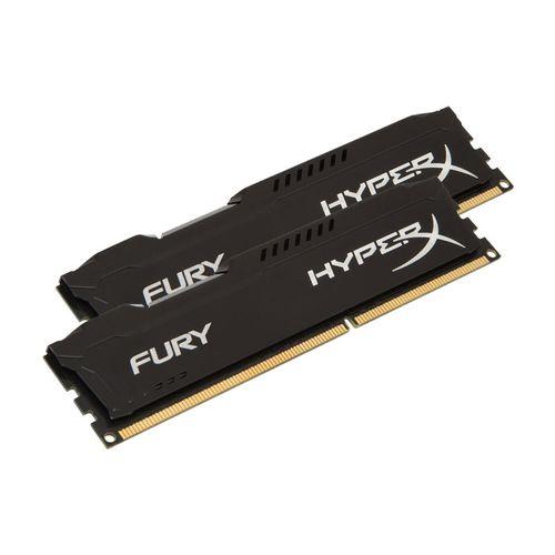 Mémoire vive DDR3 Fury 8 Go 1866 MHz CL10 HyperX