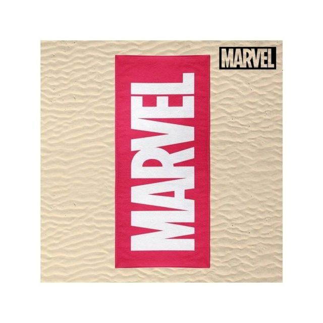 Marvel Serviette de plage 78016