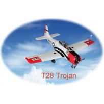 Dynam - T28 Trojan 2.4Ghz rouge PNP