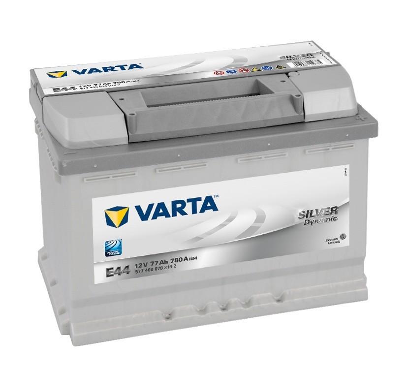 Batterie Silver Dynamic E44