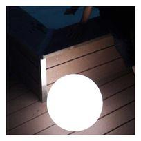 Watt&Home - Lampe boule d'extérieur Led Solaire Girandole 28