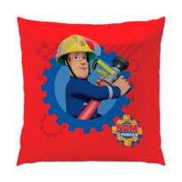 Sam Le Pompier - Coussin carré Enveloppe 100% polyester