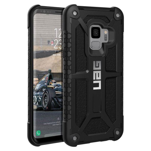 Uag - Monarch Coque de protection renforcée Samsung Galaxy S9 - Noir - pas  cher Achat   Vente Coque, étui smartphone - RueDuCommerce 9d04abb42cb5