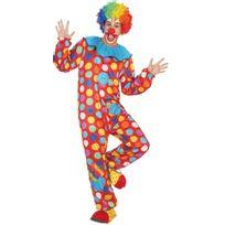 Atosa - Déguisement Prince des Clowns - Adulte