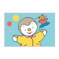 T'CHOUPI - Tapis de sol pour chambre d'enfant - Collection