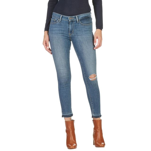 73a5470fee47e Levi's - Jean 711 Skinny Ankle Stone used Levis - pas cher Achat ...