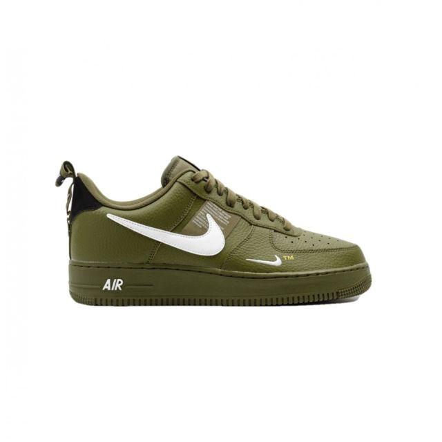 Nike Basket mode Air Force 1 07 Lv8 Utility Aj7747300 Vert