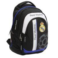 Real Madrid - Sac à dos Basic 45 Cm Haut de Gamme - 2 Cpt