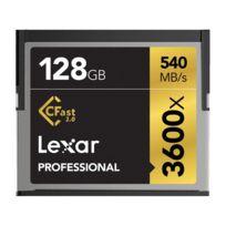 Lexar - C-fast Pro 128 Go 3600X