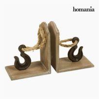 Homania - porte-livre Sapin Accroche 2 pcs, by