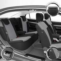 Dbs - Housse de siège Auto / Voiture - Sur Mesure pour Renault Megane 2 11/2002 à 10/2011