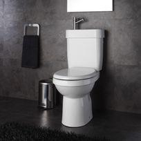 Planetebain - Pack wc avec lave mains intégré écologique et économique