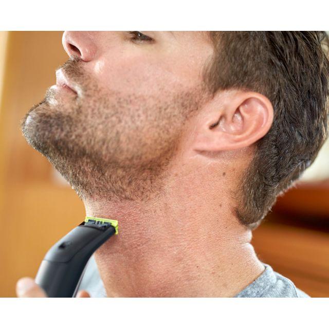 PHILIPS Tondeuse à barbe OneBlade Pro QP6510/20