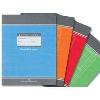 Hamelin - Cahier brouillon piqûre 17 x 22 cm - 56G - Seyès - 96 pages