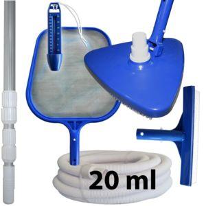 Piscine center o 39 clair kit d 39 entretien et de nettoyage for Piscine center o clair