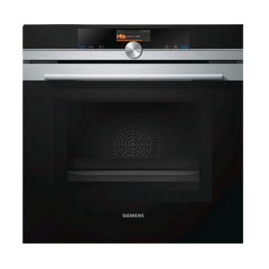 Siemens four combin int grable 67l pyrolyse inox hm676g0s6 achat four multifonction - Four siemens pyrolyse ...