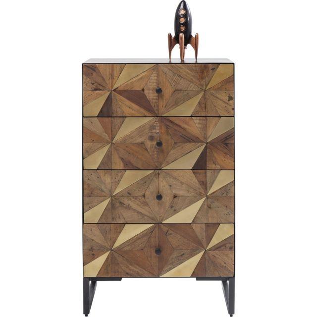 Karedesign Chiffonnier en bois Illusion Kare Design