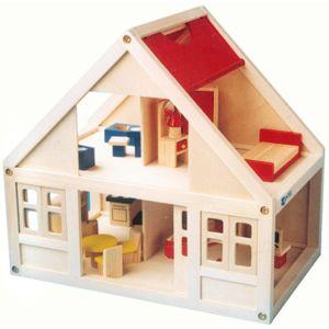 sapin malin maison de poupee bois accessoire pas cher achat vente maisons de poup es. Black Bedroom Furniture Sets. Home Design Ideas