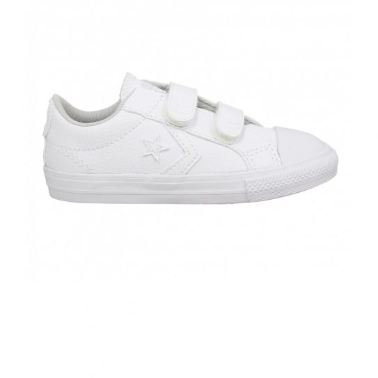 Converse Chaussures Star Player Ev 2v Ox WhiteWhite pas