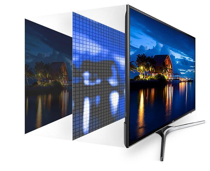 destockage samsung tv led 55 39 39 ue55mu6192 pas cher achat vente tv lcd led 3d de 46 39 39 et. Black Bedroom Furniture Sets. Home Design Ideas