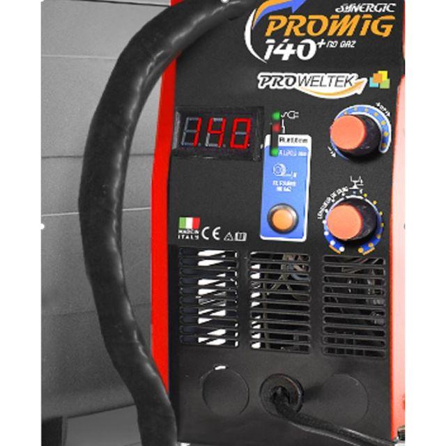 Poste /à souder MIG NO GAZ PROMIG140 Num/érique Proweltek Semi automatique Garanti 3 ans