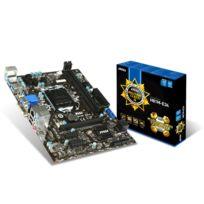 MSI - H81M-E34 - Chipset Intel H81 - Socket 1150