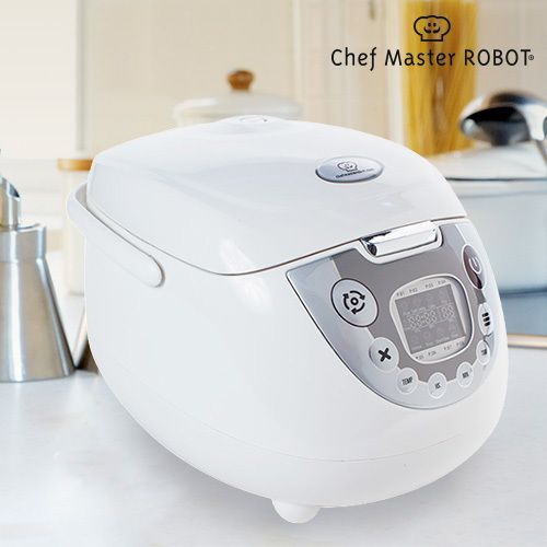 Divers Robot Cuiseur Chef Master