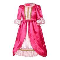 Rose & Romeo - 10078 - DÉGUISEMENT Pour Enfant - Marilyn - Robe - Rose