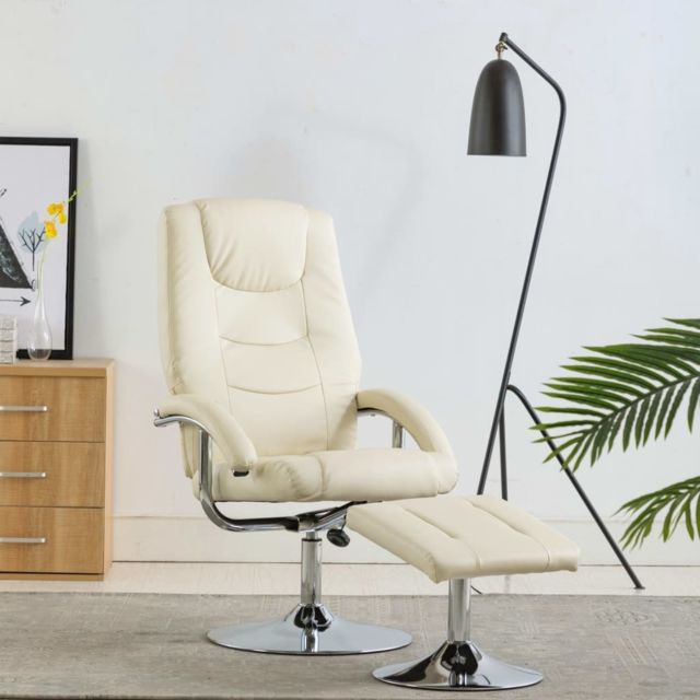 Obaby Fauteuil dallaitement inclinable 7 Positions Blanc