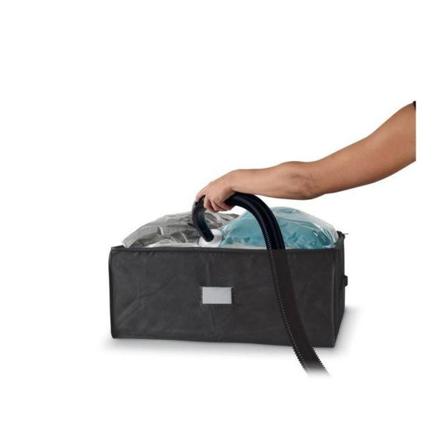 marque generique housse de rangement sous vide xxl 210l pas cher achat vente housse de. Black Bedroom Furniture Sets. Home Design Ideas
