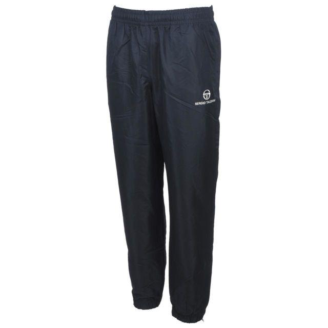 0f1811ae2e8cf Sergio Tacchini - Pantalon de survêtement Carson 016 navy slim pant Bleu .