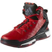 Adidas - Performance-Chaussure Basketball D Rose 6 Boost Rouge S85533