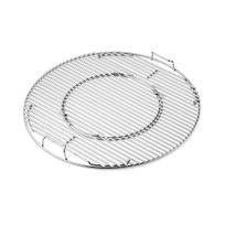 Weber - Grille de cuisson inox pour barbecue diamètre 57cm Gourmet