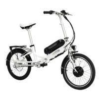Tucano - Vélo électrique pliant Eos blanc