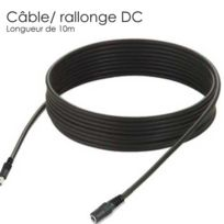 SecuriteGOODdeal - Cable d'extension d'alimentation Dc 10 metres