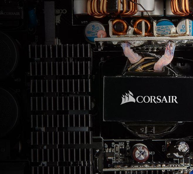 Alimentation modulaire 750W 80 Plus Gold Corsair