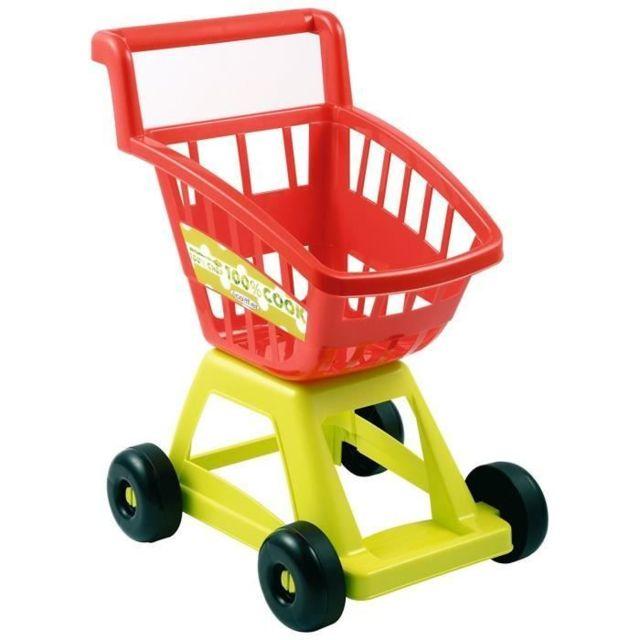 MARQUE GENERIQUE COMMERCANT - MARCHANDE CHEF Chariot Supermarché