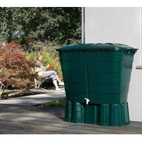 Garantia - Cuve de récupération d'eau 520L Vert