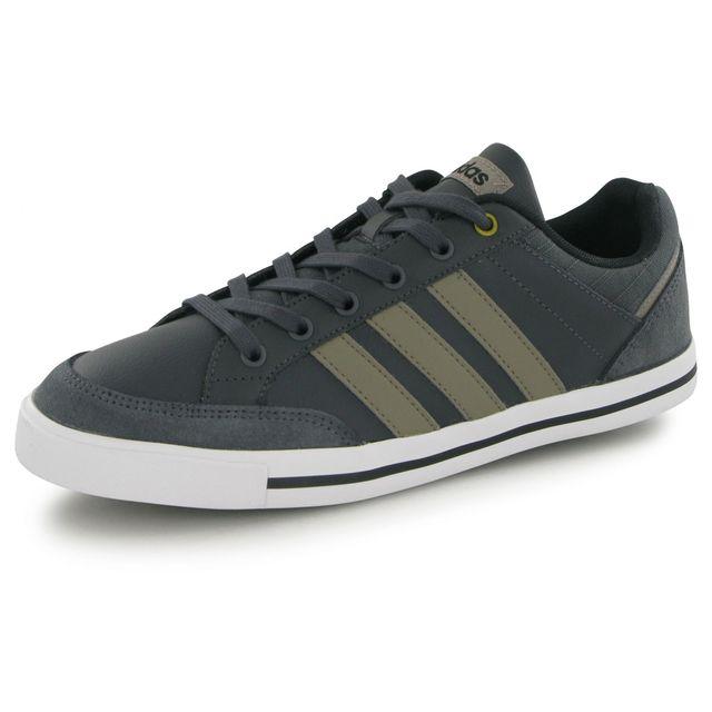 Adidas Neo Cacity gris, baskets mode homme pas cher