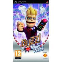 Sony - Buzz Quiz World - Psp