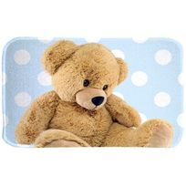 House Of Kids - Tapis moelleux pour chambre de bébé Ultra Doux Teddy Tapis Enfants par