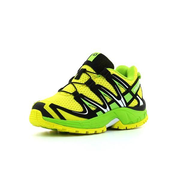 Salomon Chaussure de randonnée junior Xa Pro 3D K pas