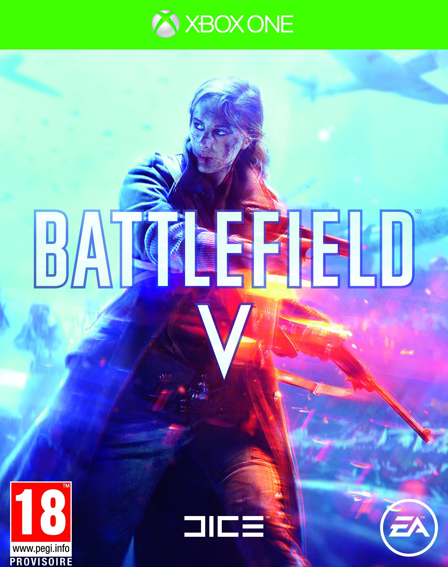 Battlefield V - Jeu Xbox One
