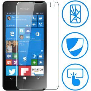Cabling film protecteur d 39 cran en verre trempe pour mirosoft lumia 550 4g ultra transparent - Film protecteur pour table en verre ...